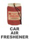 Autumn Breeze Car Freshener (hanging car scent)